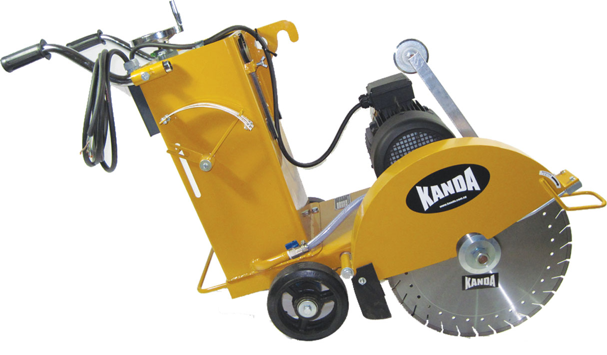 Nf Trading Pvt Ltd Concrete Cutter